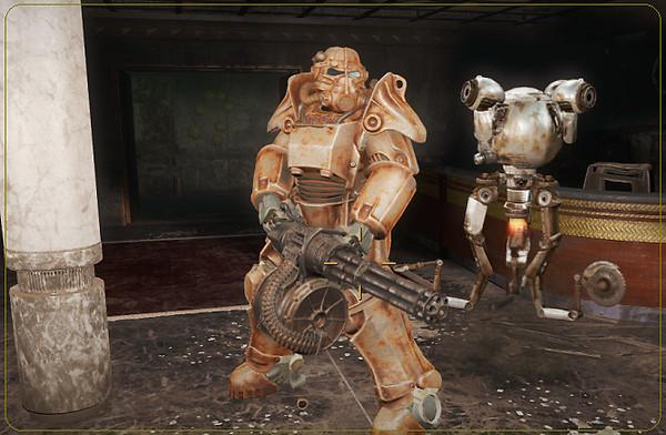 Power Armor Bitch