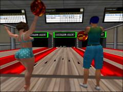 cruise bowling