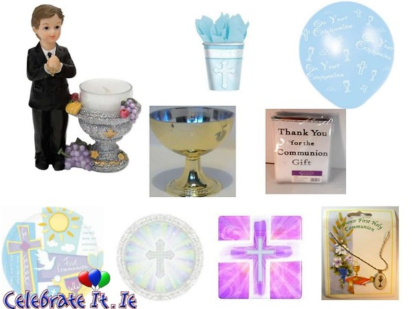 Communion Party Decoration