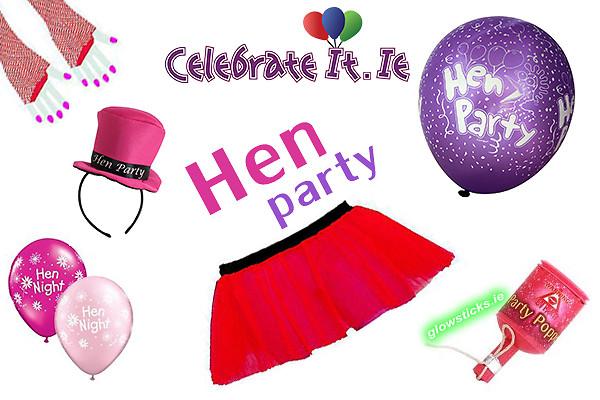 Hen Party Decoration