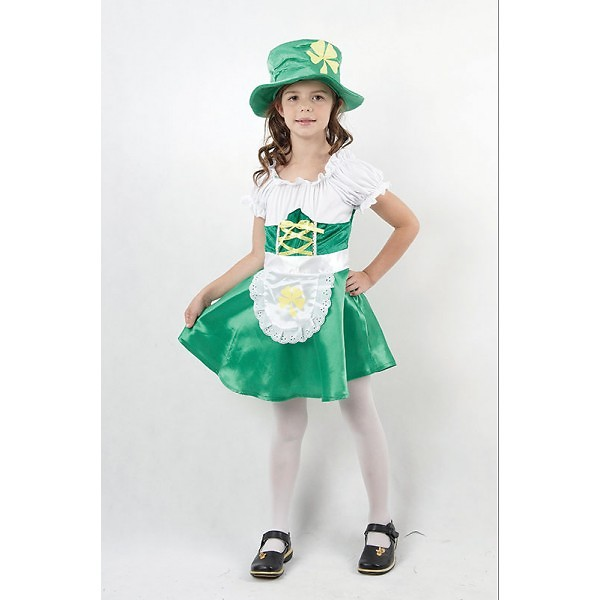 Little Leprechaun Dress