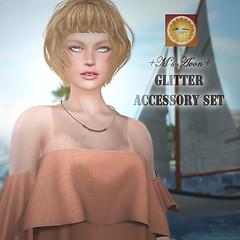 M'sAvon_Glitter Necklace