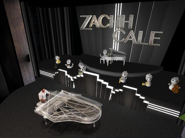 Zachh Cale at Raglan Shire