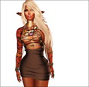 Asteria's New Dress