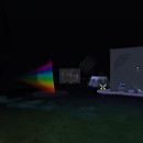 QT gallery 2 - touchable rainbow & White boxes