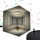 QT gallery 2 - white boxes in bubble space