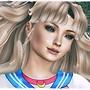 愛と正義の、セーラー服美少女戦士、セーラームーン! (For Love and Justice, a sailor suited pretty soldier, Sailor Moon!)