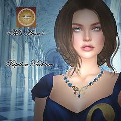 M's Avon_Papillon Necklace