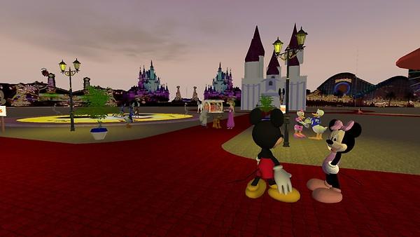 C&C Euro Disney Land