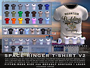 Space Ringer T-Shirt V2 MP Display Final
