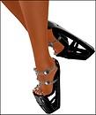 Azoury Heels