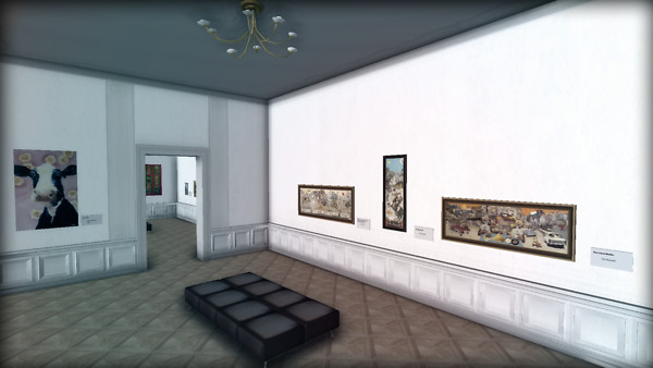 Virtual World Gallery