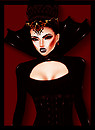 Evil Queen Imvu Icon