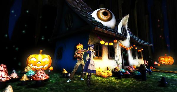 Alice &The Pumpkin