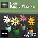 QT ISM SHOP - four happy flowers vendor image
