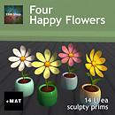 QT ISM SHOP - four happy flowers vendor image