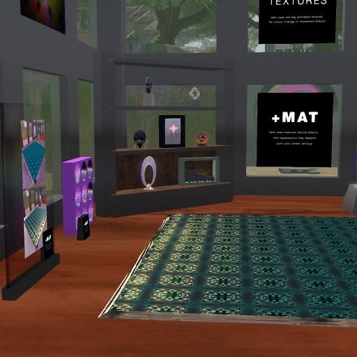 QT ISM SHOP - Silk Tiles Floor & more +mat
