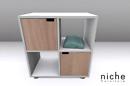 Little *niche* Modern Storage Unit