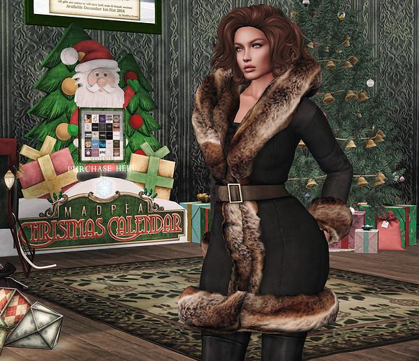 MadPea Christmas Calendar Giveaway!