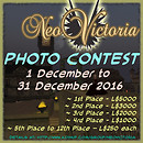 2016 NeoVictoria Photo Contest Advertisement