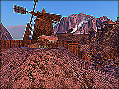 Village view to the docks2_038