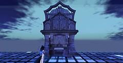 Gothic Blue Organ
