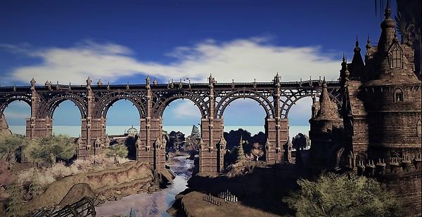 The Looking Glass - Magic Bridge