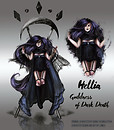 Goddess of Dark Death