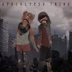 apocalypse tribe poster