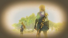Princess Zelda & Link