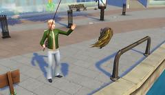 Fishing Cthulhu