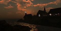 Meadow Ross III Sunset