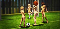 naked soccer!