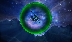 Green Lantern , Anyah Klossovsky