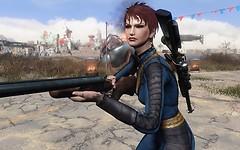 Fallout 4 mod & artwork