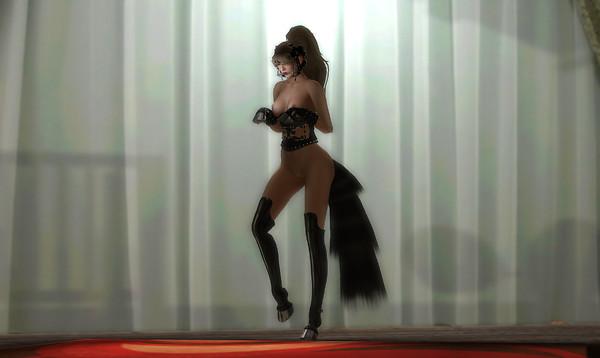 a pony girl 1