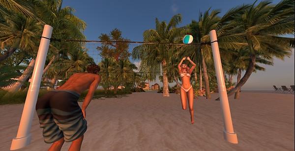 Beach Vollyball