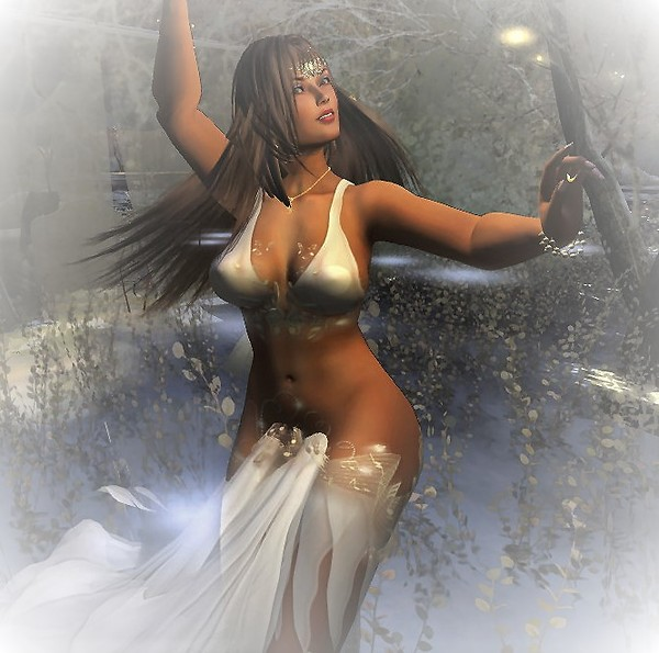 Belly dance at Luanes World_005