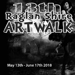 Raglan Shire Art Walk 2018