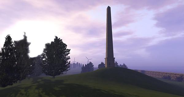Standalonia  - obelisk