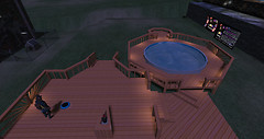 pool deck with lighting_001