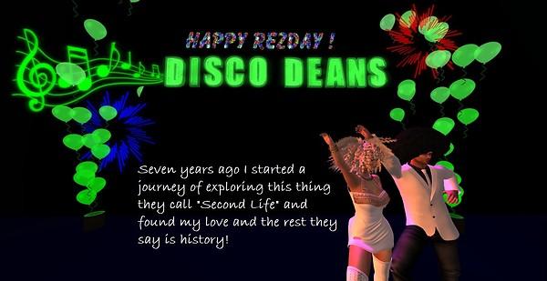 Disco Dean Rez