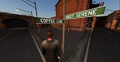 Coffee Lane & Sweet Serene