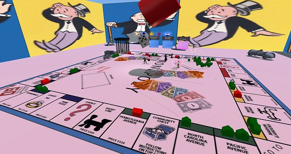 Monopoly Day!