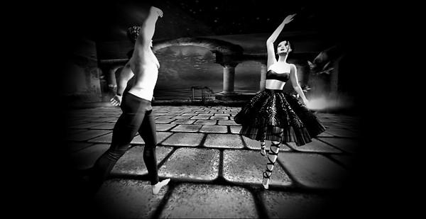 ballet a pointe