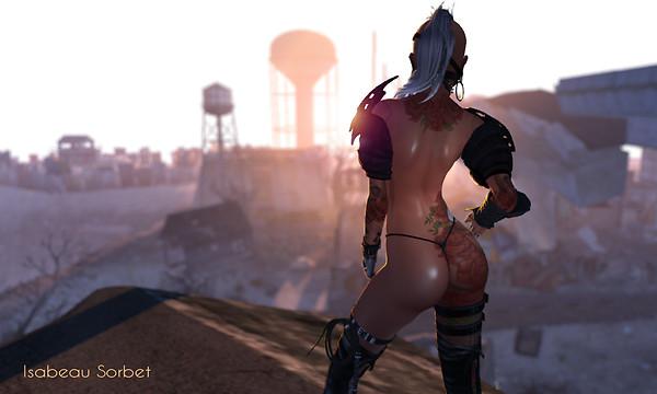 Wasteland Girl 01