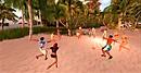 beach party fun - all in