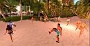 beach party fun - stomp