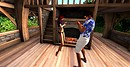 fireplace dance