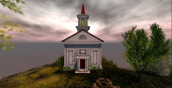 Sol Existence_seaside church